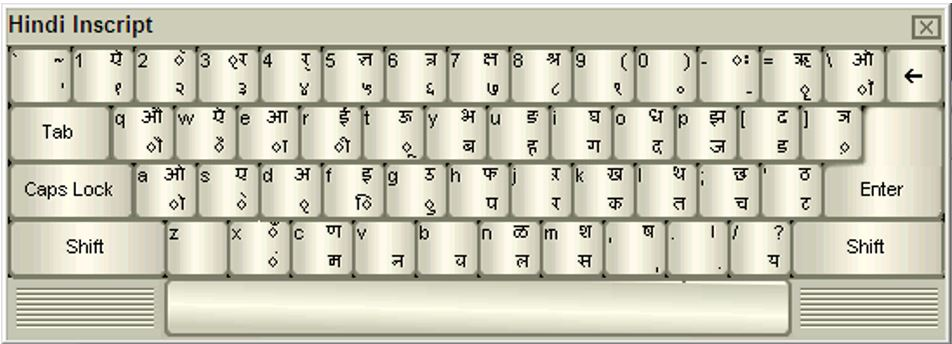 Indian Typing Test In Mangal Font - #GolfClub